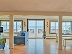 Enjoy beautiful panoramic views in 1,683 square feet of living space.