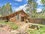 A memorable retreat awaits at this Green Mountain Falls vacation rental cabin!