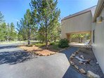 Sunriver-Vacation-Rental---8-Yankee-Mountain---Exterior-Front-View