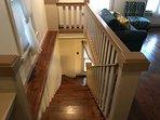 tromba delle scale
