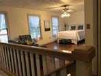 Master Bedroom Suite on second floor