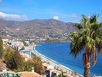 splendid views along the nearby beaches