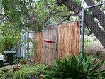 Quiet & tranquil garden with plenty bird life