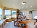 NEW LISTING! Ocean-view home w/unbeatable location, near port & beach access