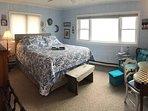 master bedroom with ensuite 1/2 bath