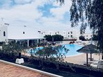 communal pool (max depth 80 cm)