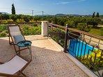 veranda with panoramic view
