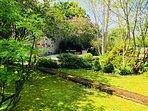Stunning private cottage garden