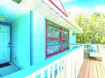 Westerly Balcony Deck