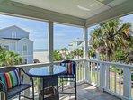 Master Bedroom Deck, Ocean Views, Sonos