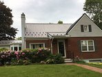 Downtown Pugh Street Home with a Great Porch - Walk to Campus