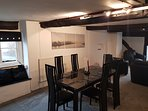 14th Century Apartment oozing character.4 cosy bedrooms and a huge living area