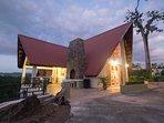 Casa Massinga, the extraordinary chalet + food farm