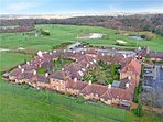 Aerial view of Windsor Forest Court at the Golf Club