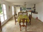 Main House Reception/Kitchen