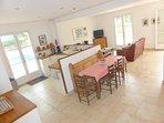 Studio - Open Plan Lounge/Kitchen/Diner