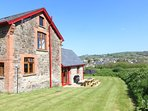 A modern high quality conversion of a beautiful barn, mod cons with original features.