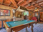 Play billiards or darts with your crew.