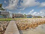 Let 'The Crab Trap' serve as your quintessential Palacios vacation rental home on Matagorda Bay!