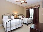 Pecan River Ranch-Guest Bedroom