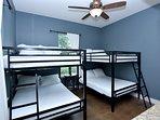 Pecan River Ranch-Bunk House (Bedroom # 1)
