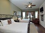 Pecan River Ranch-Master Bedroom