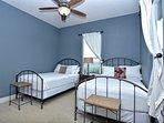 Pecan River Ranch-Bunk House (Bedroom #2)