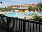 Amazing View of Pool. Best Pool in Destin and only shared with 64 units!