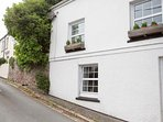 Tucked away on a quiet street in a wonderful village, Rame Cottage is a classic Cornish Cottage.