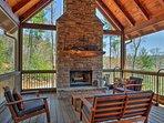 Aska Area Cabin Near Fall Branch Falls &Blue Ridge
