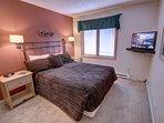 Welcoming Master bedroom