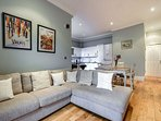 Beautiful 2 bed in heart of West London