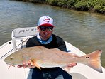Redfishing in Rockport, Texas