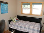 Office sleeps two with twin bed and pull out twin trundle