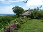 Beach House 1 with stunning view over Visayas