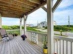Covered Porch - Master - Oceanside