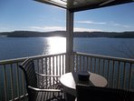 This condo offers a breathtaking view of the main channel!!