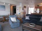 Beautifully decorated and comfortable condo