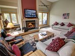 Perfect location for a ski vacation getaway!