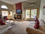 This ski vacation condo has it all!