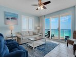 Majestic Sun 701B - Beautiful Gulf Views From Living Area
