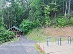 Playground - Pavilion