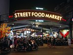 Attraction - Ben Thanh Street Food Market 1.5km