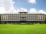 Attraction - Reunification Palace  (5 minutes taxi)