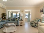 You'll love the spacious open floor plan in the great room.  Plenty of seating for everyone with a sleeper sofa and...