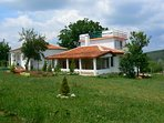 Double rooms in the Tortoise Centre, Banya village, 6 km. from the sea