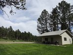 Relax at your cabin in the Black Hills