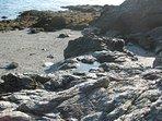 'Bathtub' in the Rocks
