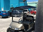FREE 4 PASSENGER GOLF CART WITH ANY LATE SUMMER/EARLY FALL RENTAL!