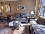 Lounge here with Family or Friends!